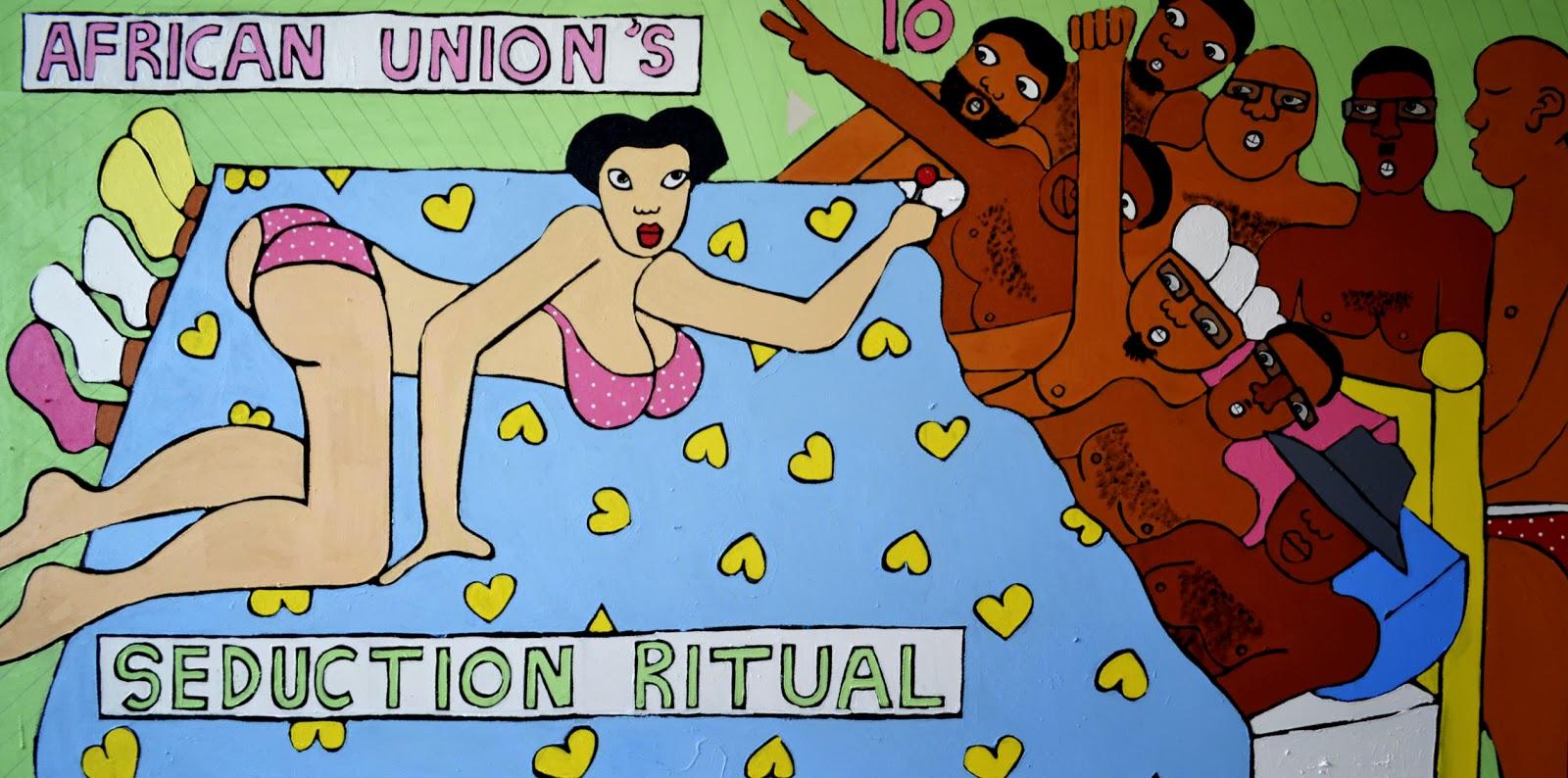 Seduction ritual